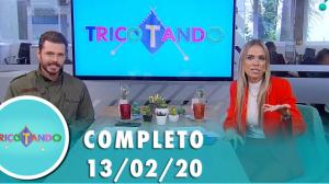 Tricotando (13/02/2020)   Completo