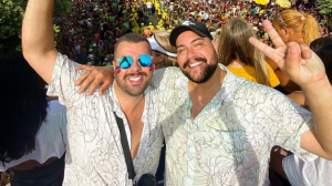 Tiago Abravanel diz que vai oficializar união com namorado ainda este ano