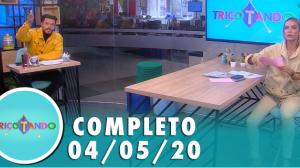 Tricotando (04/05/2020) | Completo