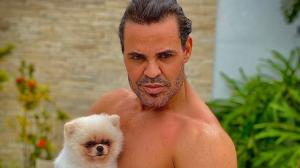 Mudanças no rosto de Eduardo Costa geram reações na internet