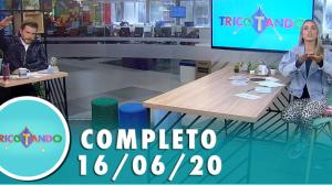Tricotando (16/06/2020)   Completo