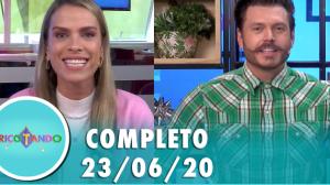 Tricotando (23/06/2020)   Completo