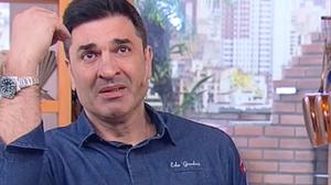 Edu Guedes se emociona ao lembrar acidente e destaca carinho de amigos