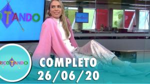 Tricotando (26/06/2020)   Completo