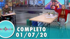 Tricotando (01/07/2020) | Completo