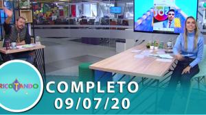 Tricotando (09/07/2020) | Completo