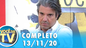 Você na TV (13/11/20)   Completo