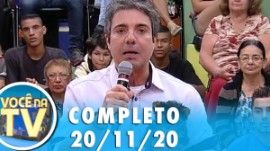 Você na TV (20/11/20)   Completo