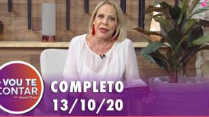 Vou Te Contar (13/10/2020) | Completo