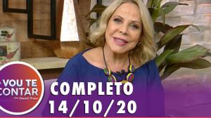 Vou Te Contar (14/10/2020) | Completo