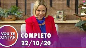 Vou Te Contar (22/10/2020) | Completo