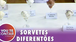 Conheça os sabores de sorvetes mais inusitados do Brasil!