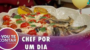 Receita de sardinha grelhada para inovar e economizar na cozinha