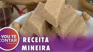 Aprenda a fazer Pé de Moleque com três ingredientes: receitas juninas