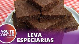Receita de Brownie especial com Raul Lemos do programa Desvendando Cozinhas