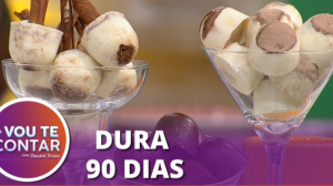 Receita de cápsulas de Cappuccino com cobertura de chocolate: faça e venda!