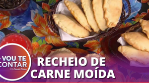 Quer aprender a fazer Empanadas Chilenas? Veja o passo a passo da receita!