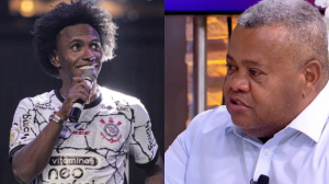 Pai de Willian assume que pediu para o jogador voltar ao Corinthians