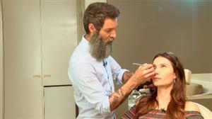 Júlia Pereira dá dicas de maquiagem para o dia