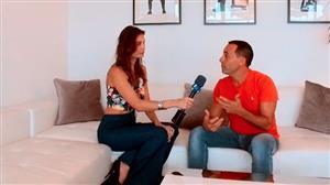 Júlia Pereira conversa com agente internacional sobre perfil de modelos