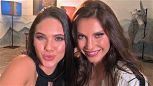 Júlia Pereira conversa com Miss Teen Earth que é fenômeno entre os jovens