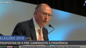 Seis pré-candidatos apresentam propostas para o setor industrial
