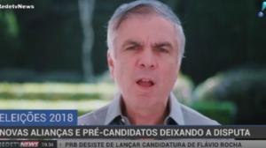 Flávio Rocha desiste de candidatura à Presidência
