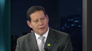 General Mourão dá entrevista exclusiva à RedeTV! nesta segunda-feira (29)