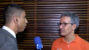 Eleito em MG, Romeu Zema afirma que diminuirá número de secretarias