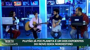 """Conheça """"Plutão Já Foi Planeta"""", um dos expoentes do novo rock nordestino"""