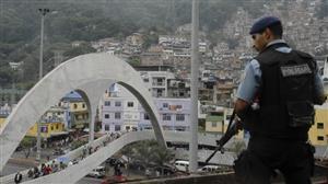 Violência no Rio: Uma pessoa baleada a cada 6 horas