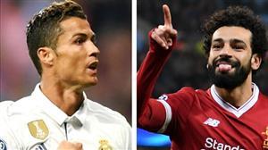 Cristiano Ronaldo ou Salah: quem vai decidir a Liga dos Campeões?