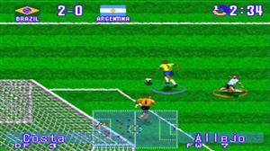 Gameplay joga a Copa 2018 no International Superstar Soccer