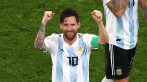 Argentina classificada na Copa do Mundo! Messi é o herói?