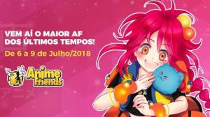 Anime Friends: Saiba tudo sobre o evento