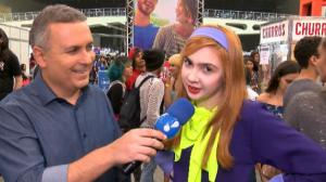 Cosplayers agitam um dos maiores festivais de cultura pop do Brasil