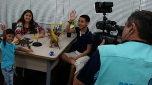 Making of: Veja bastidores do Plano Sequência comandado por crianças