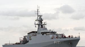 Conheça os bastidores do navio-patrulha da Marinha do Brasil