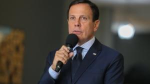 Comitê liderado por Doria arrecada R$ 666 milhões em doações de empresários