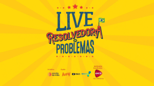"""Em prol da AACD, """"Live Resolvedora de Problemas"""" alcança 294 mil pessoas"""
