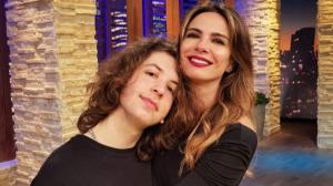 Veja os melhores momentos entre Luciana Gimenez e Lucas Jagger na sexta (4)