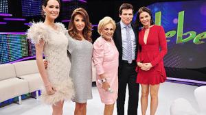 RedeTV! 20 anos reexibe o programa 'Hebe' com Celso Portiolli