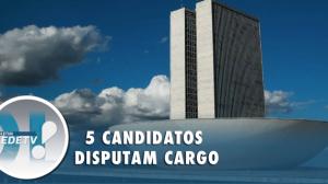 Davi Alcolumbre inicia sessão para eleger novo presidente do Senado
