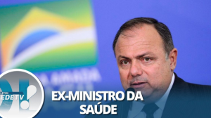 General Eduardo Pazuello retoma depoimento à CPI da Covid