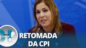CPI da Covid aprova pedido de afastamento de Mayra Pinheiro do Ministério