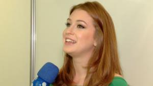 Marina Ruy Barbosa diz que Maria Isis foi presente e uma conquista pessoal
