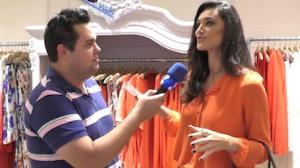 D�bora Nascimento diz que j� 'est� casada' com Loreto
