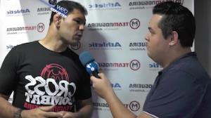 Minotauro lamenta drama do ex-lutador Maguila