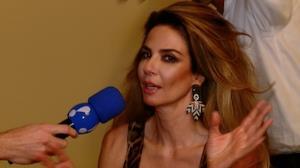 Luciana Gimenez posa para revista; veja os bastidores