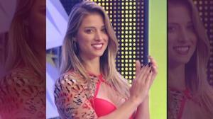Bailarina do Faust�o fica fora de programa ap�s briga com Yuri